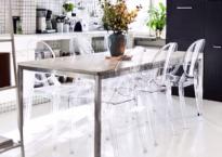 Cadeira Louis Ghost: design francês na sua decoração