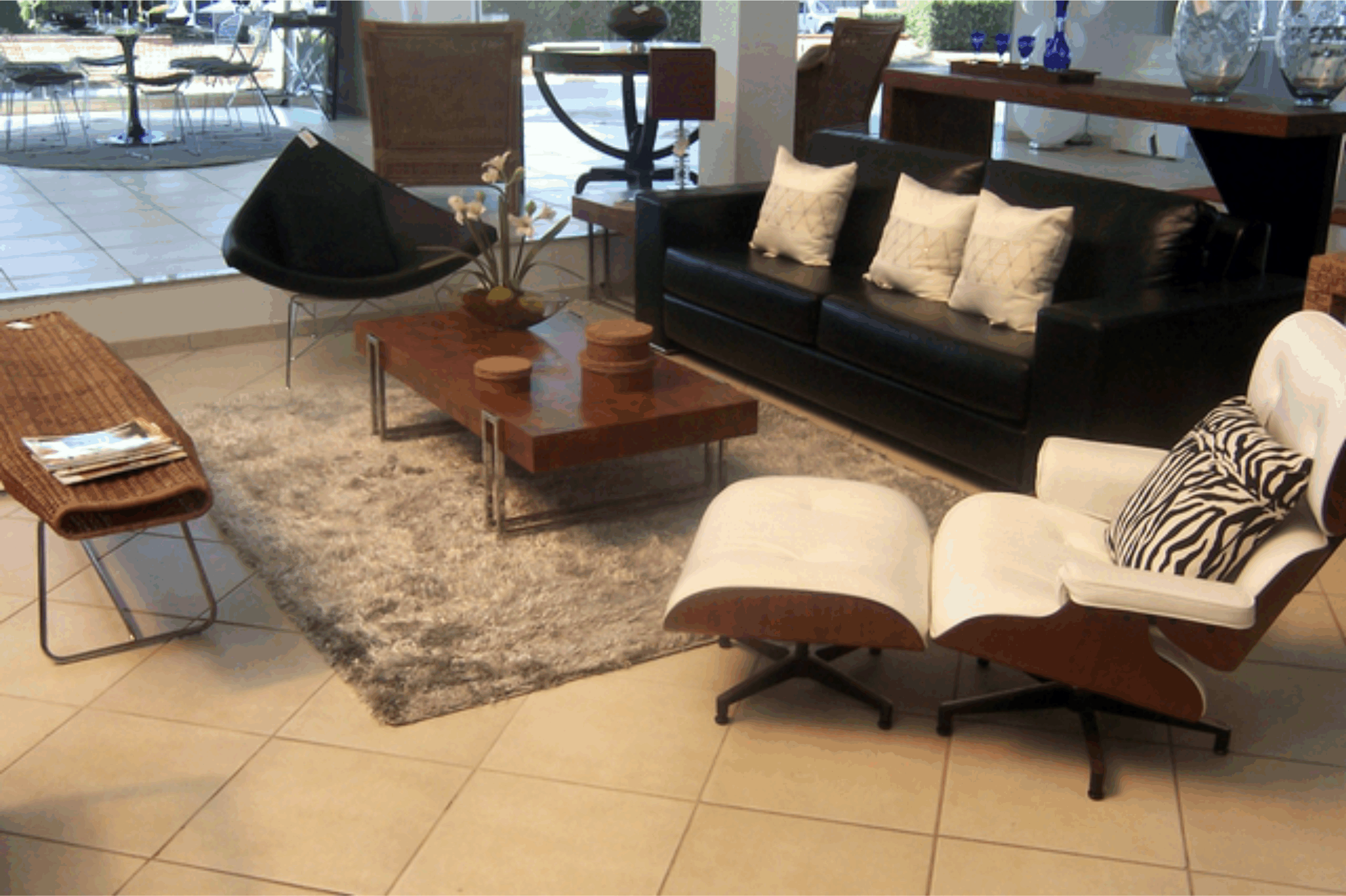 Poltrona Charles Eames | Blog Lojas Moretto