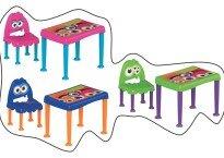 Mesas e Cadeiras Divertidas Tramontina