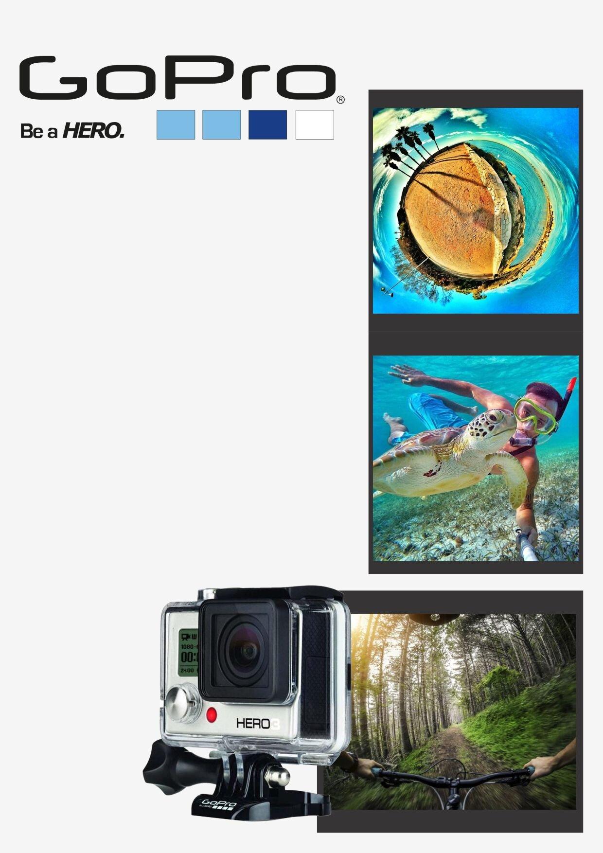 Câmera Gopro 1