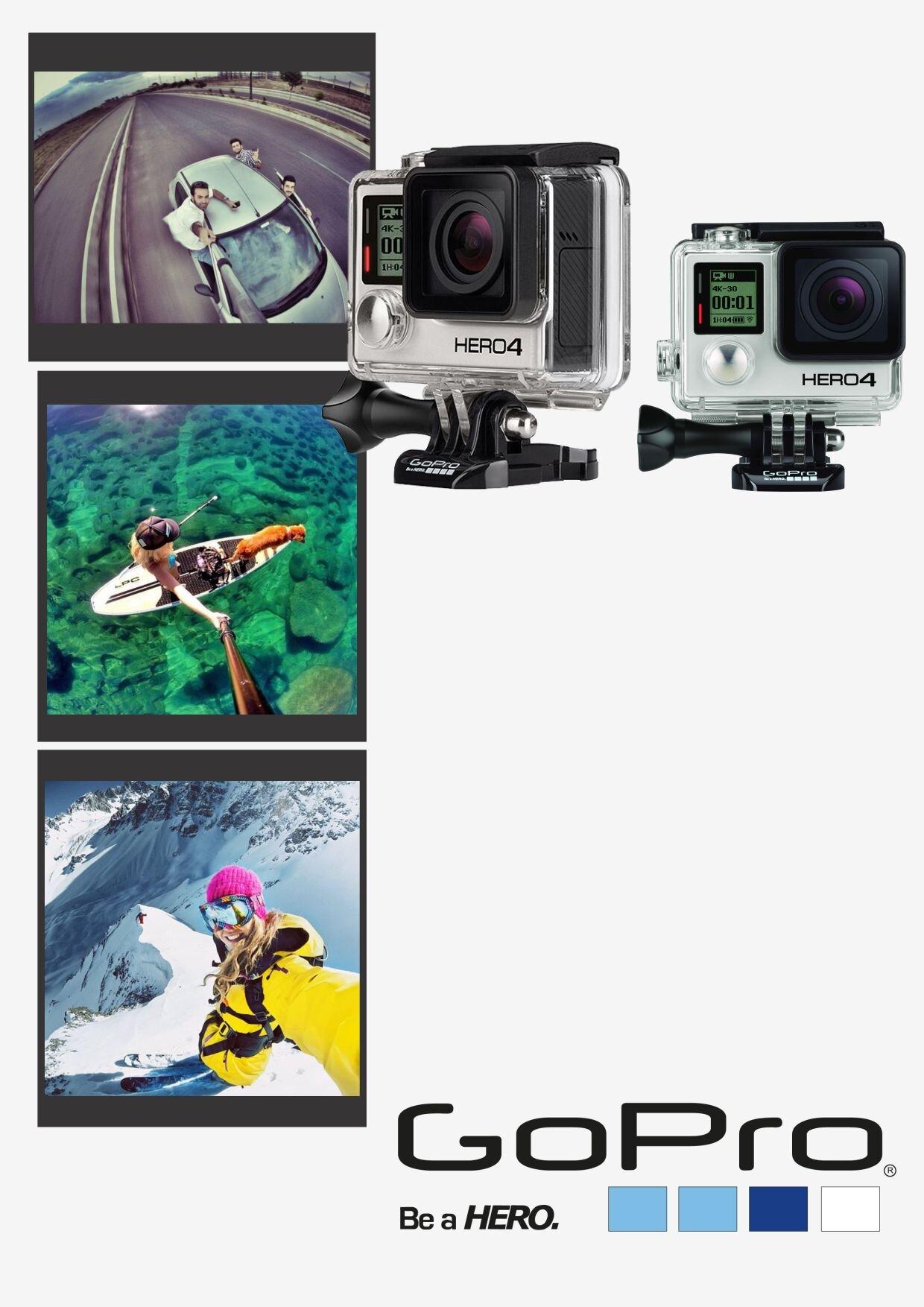 Câmera Gopro 2