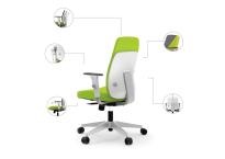 Cadeiras ergonômicas: a melhor opção para o seu corpo!