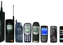 A EVOLUÇÃO DOS SMARTPHONES