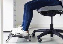 Apoio para os pés: sua importância no ambiente de trabalho