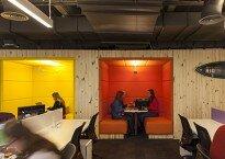 Espaços colaborativos no trabalho