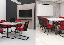 Como montar uma Sala de Reuniões Funcional