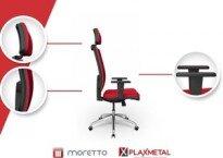 Opcionais na cadeira: quanto eles ajudam na jornada de trabalho? | Plaxmetal