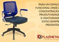 Cadeira ergonômica em ambiente corporativo faz diferença?   Plaxmetal